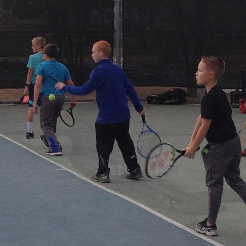 Tennis Camp Mon-Thur 8a-11a (outdoor)