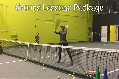 40 Group Lessons Package