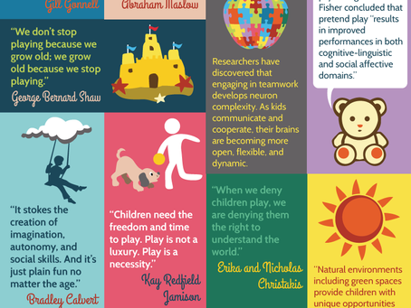 The Ultimate Playlist: 50 Reasons to Believe in the Power of Play