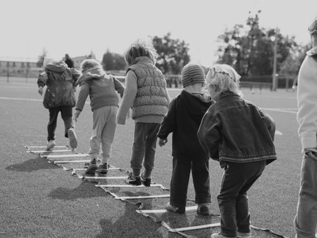 Why Playgrounds and Tic-Tac-Toe are important for Child Development
