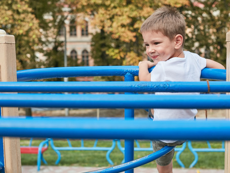 Parent & Teacher Guide to Keeping Kids Safe on the Playground