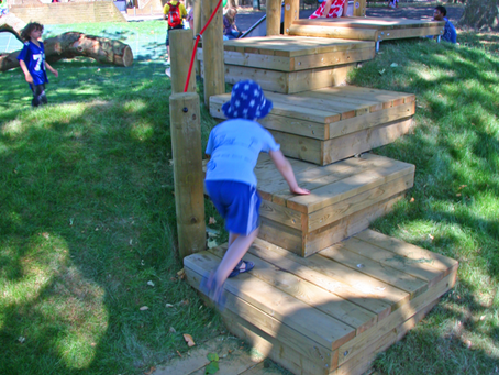 Nature-themed Playground Project for Parents and Kids