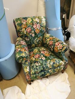Liberty Floral Design Armchair