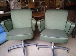 60's Office Chairs