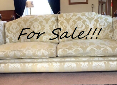 Looking for a Sofa?