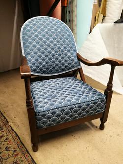 Low Nursing Chair