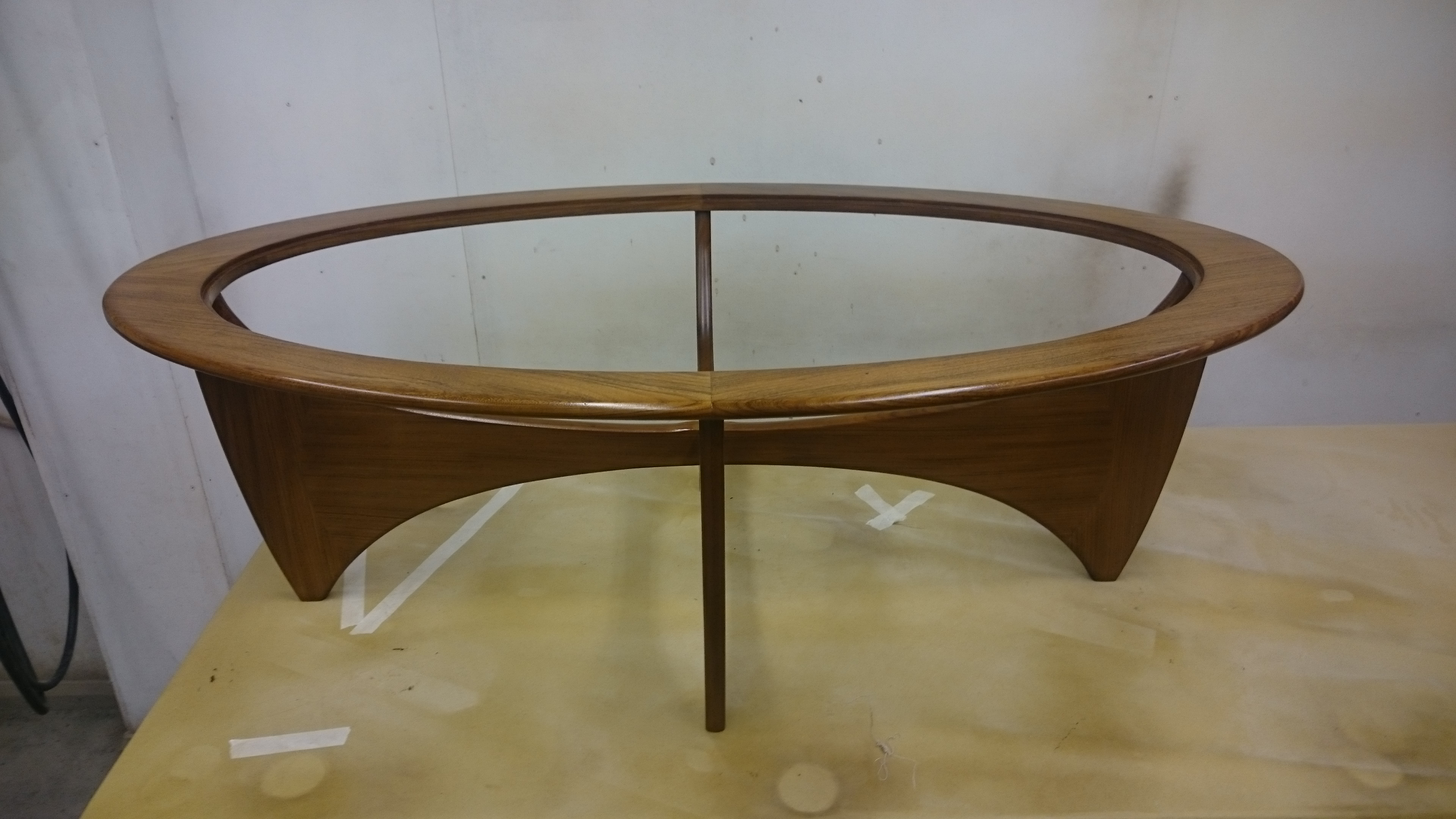 Gplan Coffee Table, relacquer