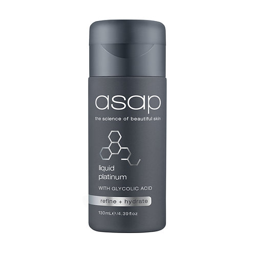 ASAP Liquid Platinum Overnight Regeneration Treatment