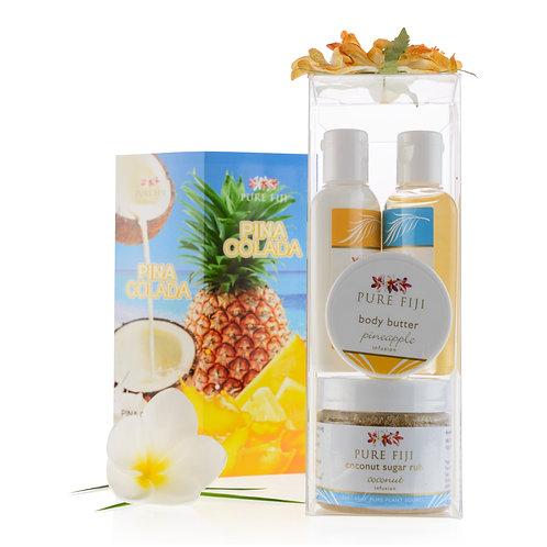 Pure Fiji Colada Spa Glow Box