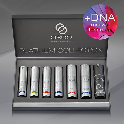 Limited Edition Platinum Collection + DNA