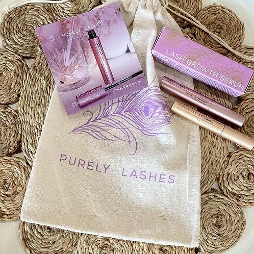 Purely Lashes Serum + Free Mini Mascara