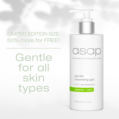 Gentle Cleansing Gel Limited Edition 300ml