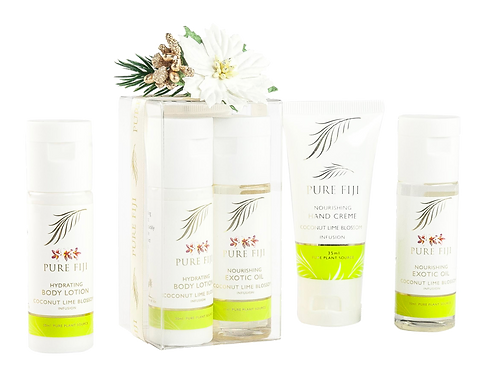 Pure Fiji Christmas Mini Spa Box