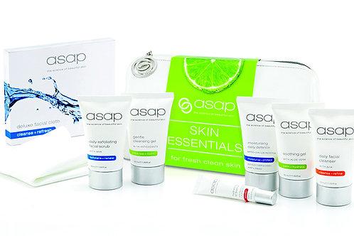 Skin Essentials Pack
