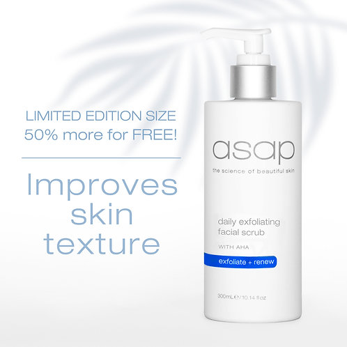Daily Exfoliating Scrub Limited Edition 300ml