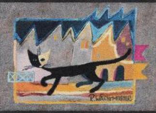 Bruscolino (120x75cm) - tappeto/zerbino Rosina Wachtmeister