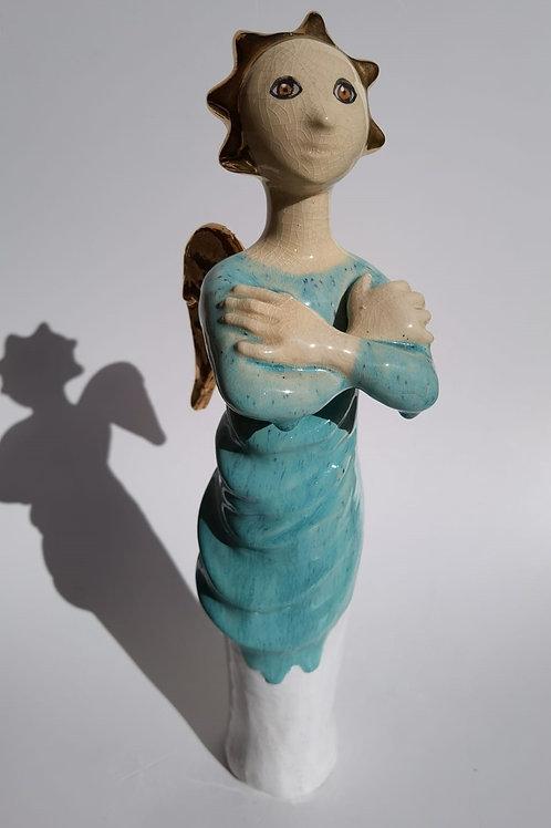 Archangel Gabriel, Ceramic Wachtmeister Lab