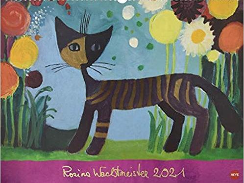 Postercalendar 2021 - Rosina Wachtmeister