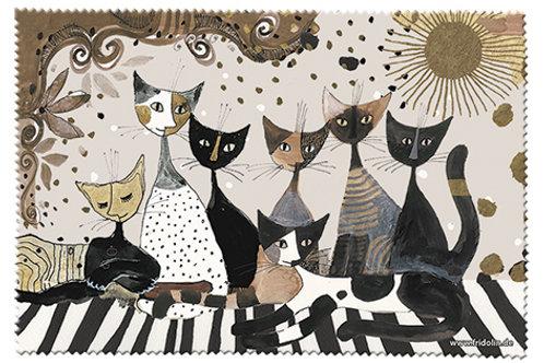 Cat's sepia - Pezzetta pulisci lenti Rosina Wachtmeister Fridolin