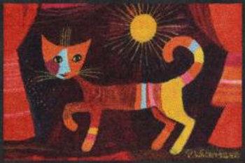 Rouge (50x75cm) - tappeto/zerbino Rosina Wachtmeister