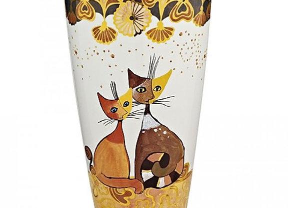 Selene e Gerino - vaso in porcellana Rosina Wachtmeister