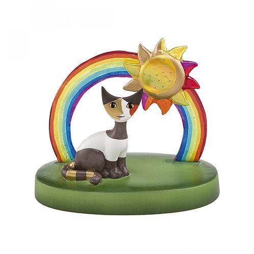 Romana sotto l'arcobaleno