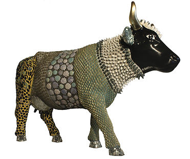 Cow Parade 2012 Battista Rea