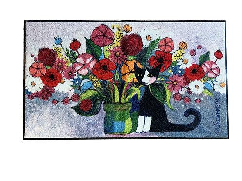 Spring joy 120x75 cm - tappeto/zerbino Rosina Wachtmeister