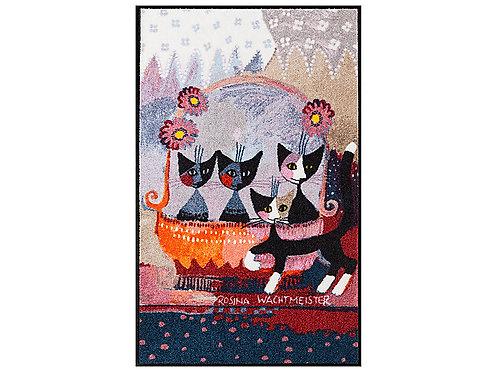 La mia famiglia (120x75cm) - tappeto/zerbino Rosina Wachtmeister