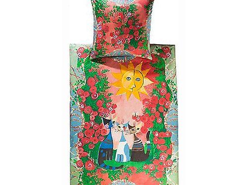 Giardino delle rose - Copripiumino 135 x 200cm Rosina Wachtmeister