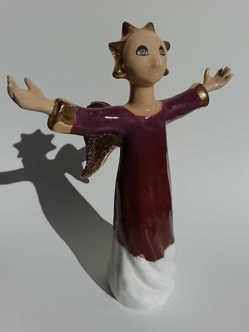 Raphael Archangel, Ceramic Wachtmeister Lab