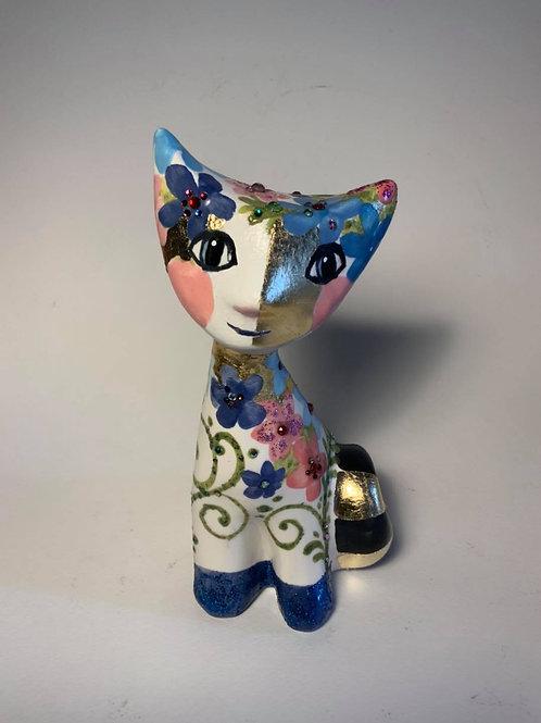 Ceramic cat Rosina Wachtmeister Werkstatt