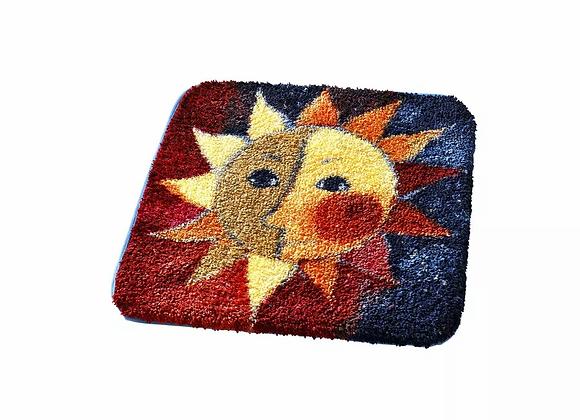 Sole (50x50 cm) - tappetino da bagno Rosina Wachtmeister