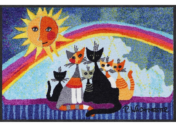 Sunny Family tappeto