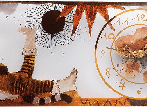 Gatto con stivali - Orologio Rosina Wachtmeister