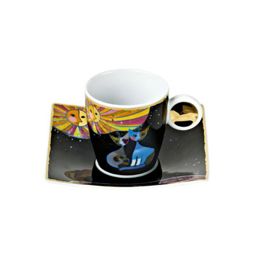 Giornata di sole - tazzina da caffè Rosina Wachtmeister