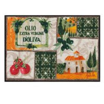 Tuscany patchwork (50x75cm) - tappeto/zerbino Gabila
