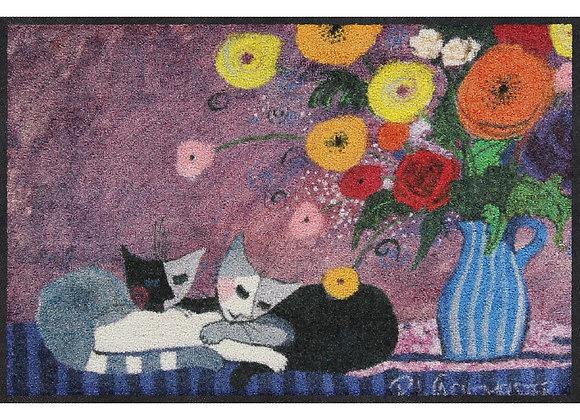 Sleep well (120x75) - tappeto/zerbino Rosina Wachtmeister
