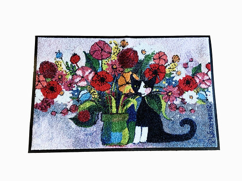 Spring joy 50x75 cm - tappeto/zerbino Rosina Wachtmeister