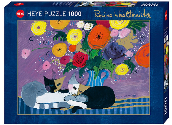 Sleep well - puzzle Rosina Wachtmeister