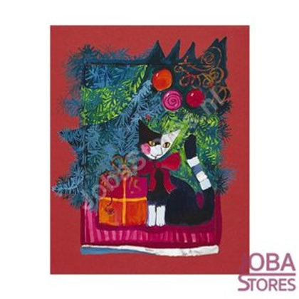 Christmas red - Diamond painting Rosina Wachtmeister