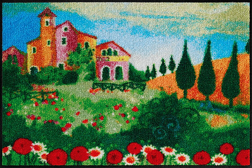 Bella vista (50x75cm) - tappeto/zerbino Gabila