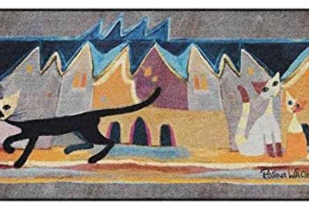Bruscolino (190x75) - tappeto/zerbino Rosina Wachtmeister