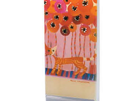 """Candela """"Cat between the flowers"""" Rosina Wachtmeister"""