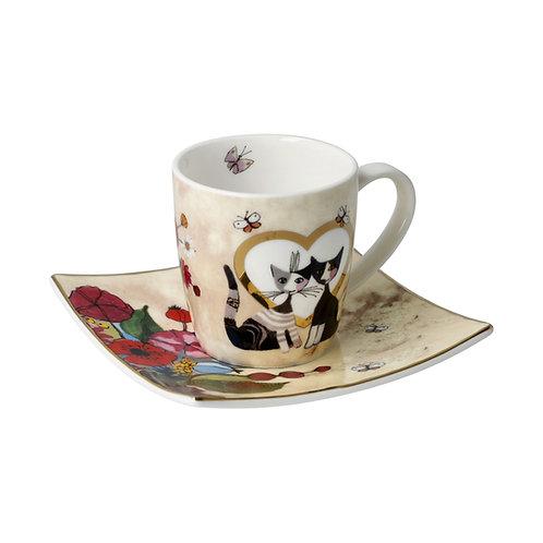 Innamorato - Tazzina da caffè Rosina Wachtmeister
