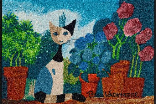 Secret garden (75x120cm) - tappeto/zerbino Rosina Wachtmeister
