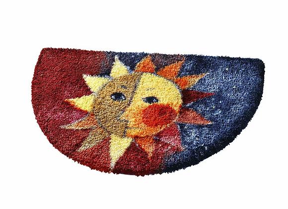 Sole (50x80 cm) - tappetino da bagno Rosina Wachtmeister