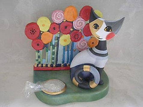 Nina gatto di fiori - Rosina Wachtmeister