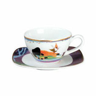 Viaggio attraverso la notte - coffee cup Rosina Wachtmeister
