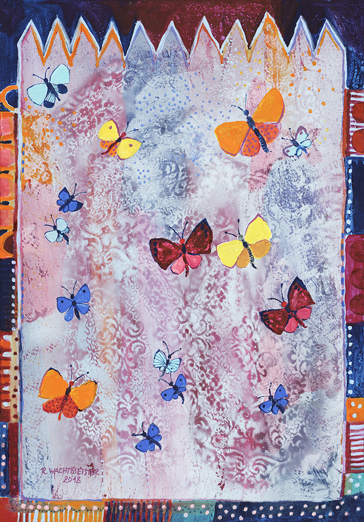 Farfalle Viola